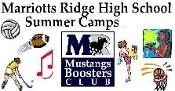 MRHS 2018 Summer Camp Voucher